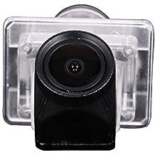 Kalakus - Cámara de visión Trasera Impermeable con visión Nocturna CMOS (NTSC) para Mercedes