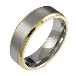 CORE by Schumann Design Unisex-Ring aus Titan ohne Stein Gr. 50 (15.9) TT067.01 50