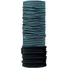 original buff polar buff® bolmen stripes / negro - polar buff para unisex, color multicolor,  adulto
