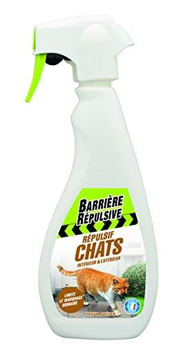 BARRIERE REPULSIVE Pulvérisateur Répulsif Chats pour...
