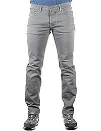 Roy Roger s Jeans Uomo 529 Superior Bull Strech Grigio fff4505537d