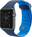 Belkin F8W730btC02 - Correa Deportiva para Apple Watch (42 mm/44 mm), Banda Deportiva para Apple Watch Series 4, 3, 2, 1 (Pulsera de Reloj para Apple Watch)
