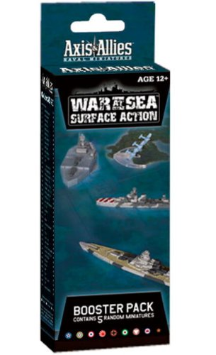 Preisvergleich Produktbild War at Sea: Surface Action Bo.