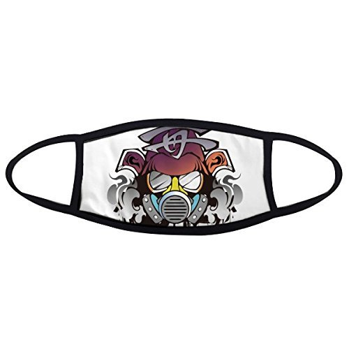 Umweltverschmutzung Colorful fashion Japanische Samurai Gas Mask Illustration Muster Face Anti-Staub Maske Anti Kalten Maske (Japanische Samurai-masken)