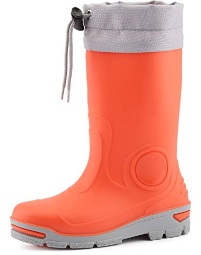Ladeheid Childrens Wellingtons Rain Shoes LARB014