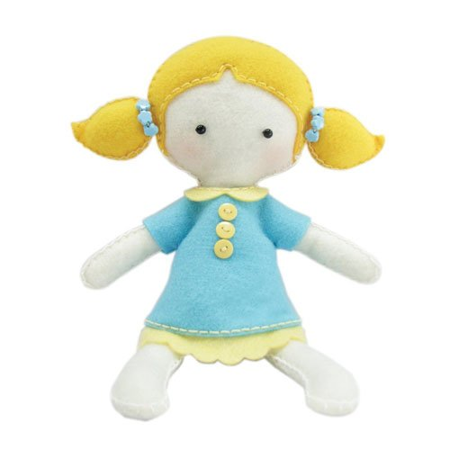 felt-craft-doll-kit-daisy-bambola