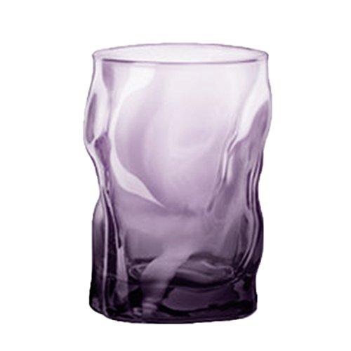 Tasses Mugs et soucoupes Tasses à Expresso Gobelet Tasse KTV Bar Whisky Verre Océan Verre À Vin 10 oz Verre Bière Verre Spiritueux Tasse Irrégulière Coupe Ondé Coupe Tasse en Verre