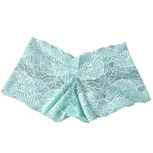 POPLY Damen Sexy Unterwäsche Frauen Unterhose Schnüren Sie Sich Flache Hosen Niedrige Taillen Reizvolle Jacquarddamen Unterhose ohne Elastizität Slip - Toga Kostüm Muster