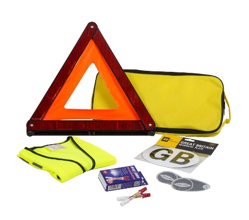 AA France Travel Kit with Breathalysers