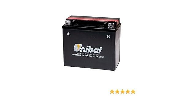 Unibat 1481224 Batteria