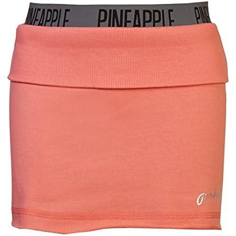 Ropa de descanso para niñas de costura para faldas pantalón corto para repostería de piña Dance papel de la Alianza con efecto piel de melocotón para faldas de fiesta para niños