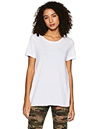 c9c8b52ea Forever 21 Women s Plain Regular Fit Cotton Shirt