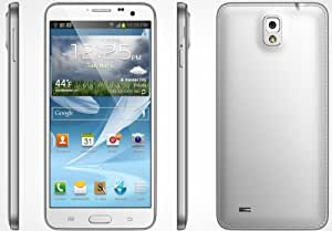 Bestore- N9000+ Octa Core 5.7 inch 2G RAM 16G ROM HD Smartphone Black (White)