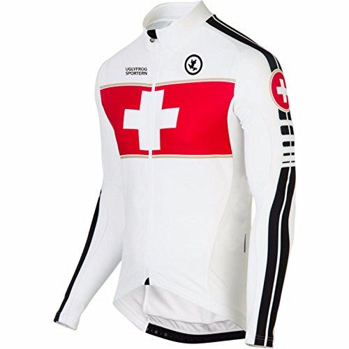 Uglyfrog LJ33 2019 MTB Neue Fahrradtrikot Langarm Shirt Herren Breathable Radfahren Fahrrad Lange Hülsen Jersey Fahrrad Hemd Männer Langarm Fahrradbekleidung Radfahren -