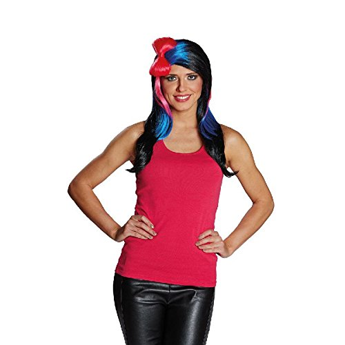Rubie's Damen Perücke Cora zum Kostüm Karneval Fasching -