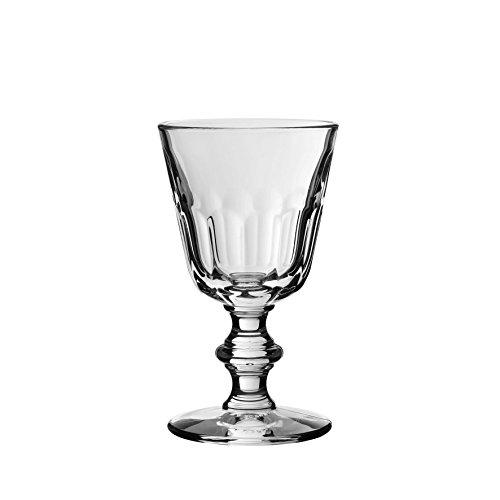 Côté Table Seite Tisch 17194Périgord Kelch mit Wasser Transparent 22cl 8,5x 8,5x 15cm...