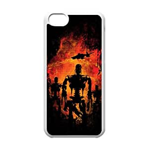 iPhone 5c Cell Phone Case White Final Judgement Lsqn