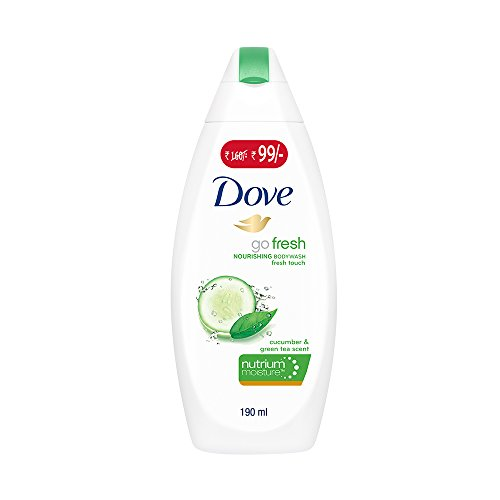 Dove Go Fresh Body Wash, 190ml