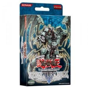 YuGiOh Machine Re-Volt 1st Edition Structure Deck - English [Toy] by Yu-Gi-Oh! - Structure Deck Yugioh Machina
