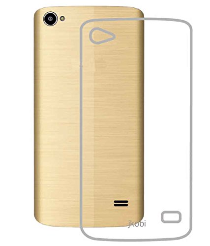 Exclusive Soft Silicone TPU Jelly Transparent Crystal Clear Case Soft Back Case Cover For Intex Aqua Star II HD / Tntex Aqua Star 2 HD