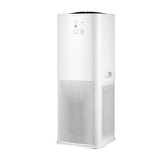 WAHHW Intelligent Air Purifier, Negative Ion Ring Filter, Intelligent Monitoring of Aldehyde Removal, Odor Elimination…