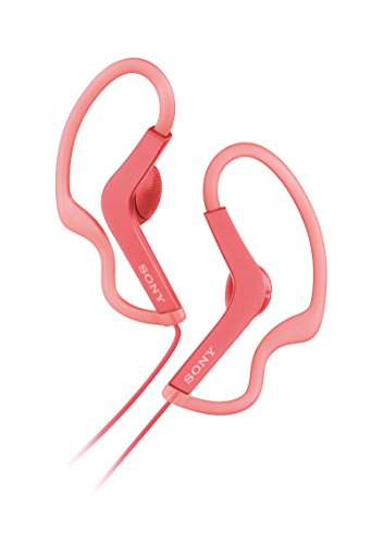 Sony MDR-AS210AP Spalsh Proof In-Ear Pink