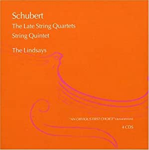 Schubert: The Late String Quartets; String Quintet