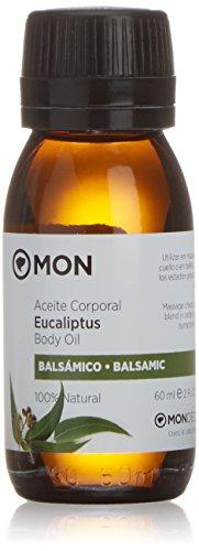 Mon Deconatur Aceite corporal eucaliptus balsámico - 60 ml