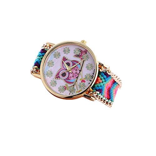 fulltimer-bracelet-montre-bracelet-tisse-rope-band-dial-tricote-owl-motif-i