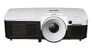 """Ricoh PJ X5460 Projecteur de bureau 4000ANSI lumens DLP XGA (1024x768) Compatibilité 3D Noir, Blanc vidéo-projecteur - vidéo-projecteurs (4000 ANSI lumens, DLP, XGA (1024x768), 2200:1, 4:3, 762 - 7620 mm (30 - 300""""))"""
