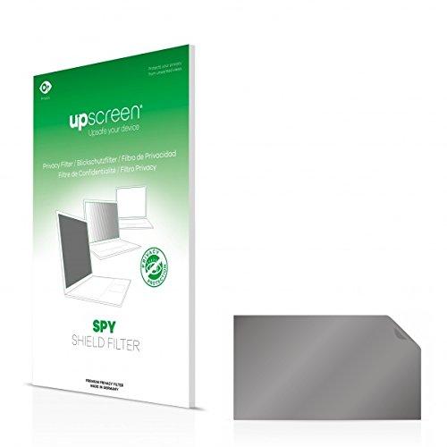 upscreen Spy Shield Filter Blickschutzfilter/Privacy für HP Chromebook 13 G1 (Sichtschutz ab 30°, Kratzschutz, Abnehmbar)