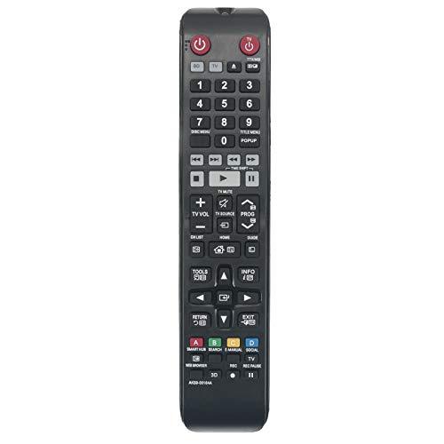 VINABTY AK59-00164A Fernbedienung Kompatibel mit dem 3D-Blu-ray-DVD-Player BD-D8500M von Samsung BD-D8500MXU BD-D8200M Bd-d8900m Bd-d8200a Bd-d8500a