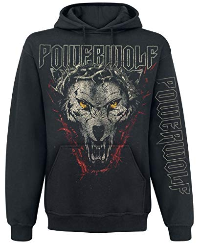 Powerwolf Metal is Religion Kapuzenpullover schwarz XL