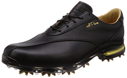 adidas Herren Adipure TP 2.0 Golfschuhe, Schwarz (Negro F33590), 45 1/3 EU