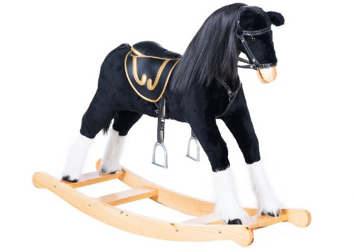 Rocking horse MERLIN by Rocking Ranch