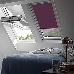 VELUX Originelles Verdunkelungsrollo Dachfenster in vielen Farben