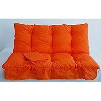 TECNOWEB Repuesto completo de techo para Balancín 3plazas Orange (cm 135)