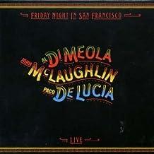 Friday Night in San Francisco by Al Di Meola (2001-03-23)