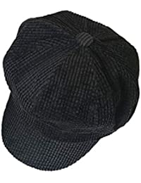 ACVIP Women s Candy Color Corduroy Newsboy Cap Baker Boy Hat cea21ed5a1