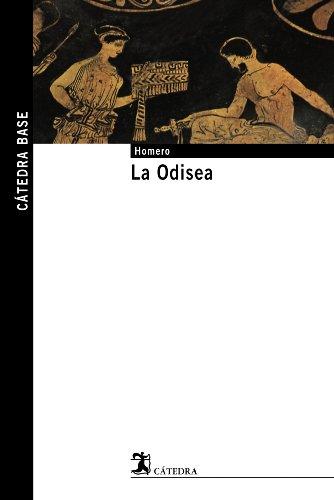 La Odisea (Cátedra Base) por Homero