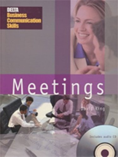Meetings: (Helbling Languages) (DELTA Business Communication Skills)