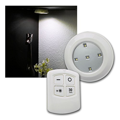6-x-remote-control-wall-ceiling-led-push-lights-kitchen-bathroom-cabinet-shed