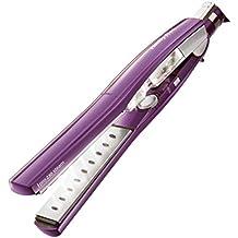 BaByliss iPro 230 - Plancha de vapor para cabello, color púrpura