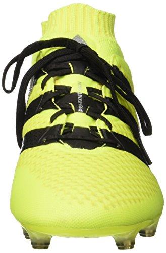 adidas Ace 16.1 Primeknit S76470, Entraînement de football homme Multicolore - Multicolore (Syello/Cblack/Silvmt)