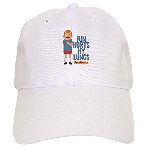 9133c1e6a45 CafePress Bob s Burgers Rudy - Baseball Cap with Adjustable Closure