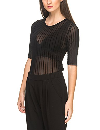 Minimum Women's Edly 0280 Women's Top In Black Black