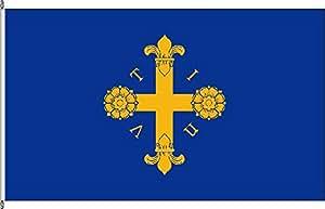 Hissflagge Eutin - 120 x 200cm - Flagge und Fahne