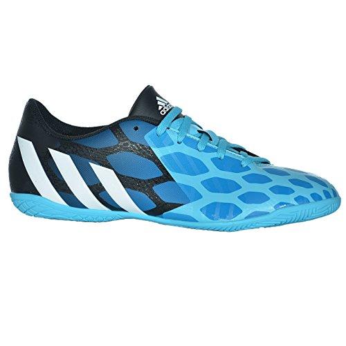 Adidas Predito Instinct IN J Kinder Fussballschuhe Hallenschuhe Schuhe Fußball Blue M17687,...