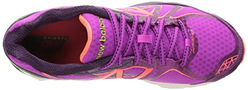 New Balance W1080 Damen Laufschuhe Violett (PY4 PURPLE/YELLOW)
