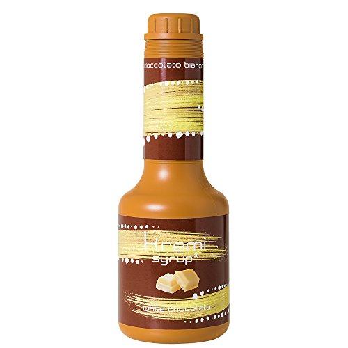 KREMI Kaffee Sirup 'weiße Schokolade' 0,95 ltr.